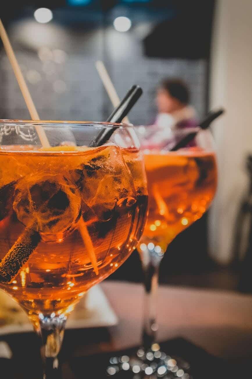 cocktails halloween