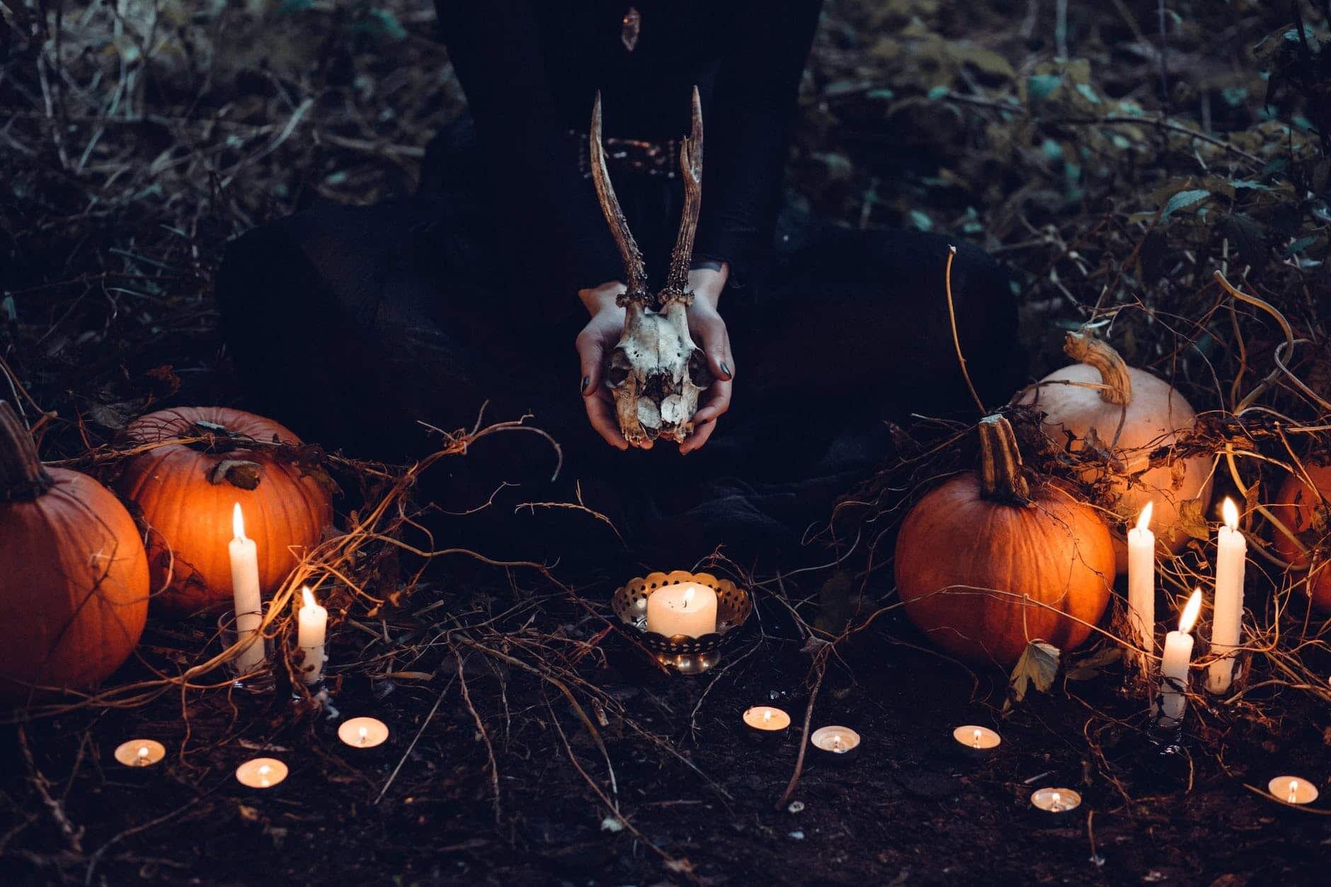 halloween et potions magiques